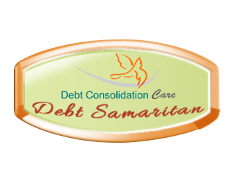 Debt Samaritan badge